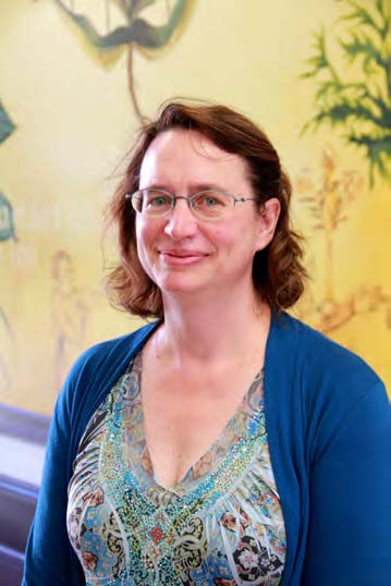 Photo of Theresa M. Filtz, PhD