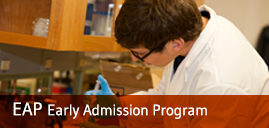EAP Early Admissions Program