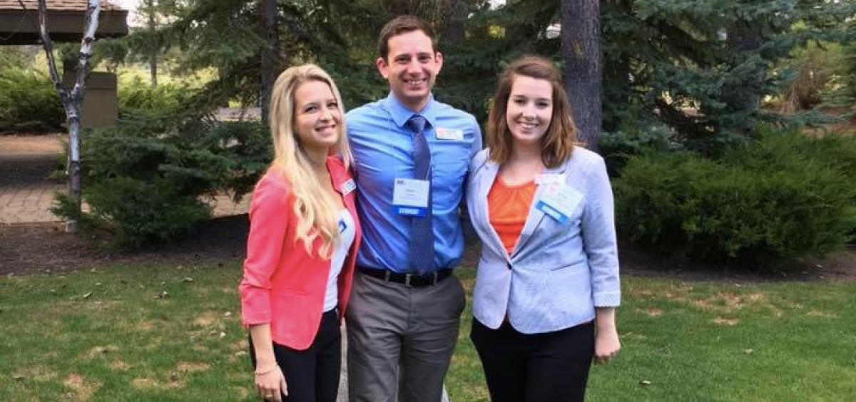Students Awarded 1st Place in ACCP CRC
